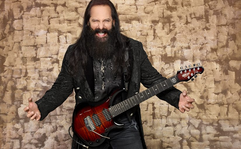 Review – John Petrucci – Terminal Velocity – by John Wenlock-Smith